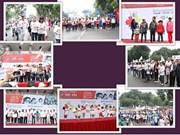 """Plus de 1.000 participants à la course """"Pour les enfants de Hanoi"""""""