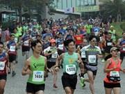 Course pour les animaux sauvages à Hanoï