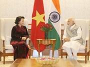 La visite qui a approfondi davantage les relations Vietnam-Inde