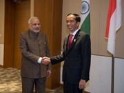 Inde et Indonésie promeuvent leur coopération dans l'économie et le commerce