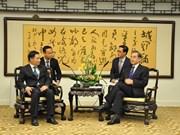 Le Vietnam et la Chine négocient sur les questions frontalières et territoriales