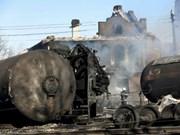Explosion d'un train transportant du gaz : Condoléances au Premier ministre bulgare