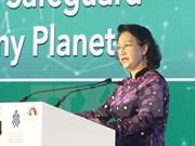 Sommet à Abu Dhabi: le Vietnam salue les efforts pour protéger l'environnement