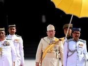 La Malaisie couronne un nouveau roi