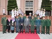 Renforcement des liens dans la défense Vietnam-Malaisie