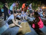Des solutions intelligentes et créatives pour les rues piétonnes de Hanoï