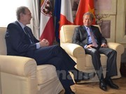 Vers une coopération décentralisée accrue entre l'Italie et le Vietnam