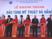 Le Musée des beaux-arts de Da Nang s'ouvre au public