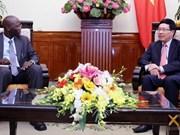Le Vietnam souhaite continuer de recevoir les aides de la Banque mondiale