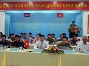 Tay Ninh renforce la coopération internationale et la garantie de la sécurité frontalière