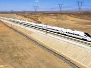 La Thaïlande examine le projet de voie ferrée à grande vitesse avec la Chine