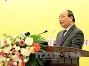 Vidéo-conférence sur les sciences et technologies à Hanoi