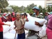 Crues: poursuite de l'aide aux sinistrés de Binh Dinh