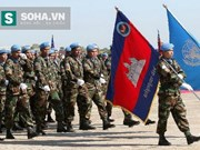Maintien de la paix : le Cambodge envoie de nouveaux officiers au Liban