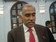 Le diplomate indien s'engage à porter la coopération Vietnam-Inde à une nouvelle hauteur
