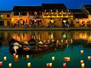 Hoi An figure dans la liste des 15 destinations les plus attractives du monde en 2016