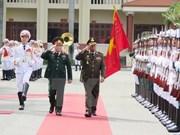 Le ministre cambdogien de la Défense en visite officielle au Vietnam