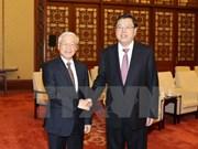 Renforcement du Partenariat de coopération stratégique intégrale Vietnam-Chine