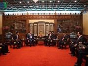 Coopération dans le maintien de la sécurité, un des piliers importants des relations Vietnam-Chine