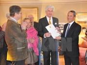 Un citoyen belge poursuit son rôle de consul honoraire du Vietnam