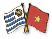 Inauguration du bureau du consulat d'Uruguay à Ho Chi Minh-Ville