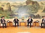 Le Vietnam apprécie les expériences de la Chine dans la lutte contre la corruption