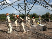 L'EVN attire 2,96 milliards de dollars pour des projets d'électricité