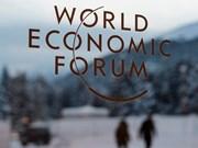 Ouverture de la Conférence du Forum économique mondial 2017