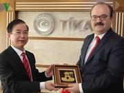Perspectives de coopération entre le Vietnam et la Turquie