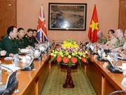 Vietnam et Royaume-Uni partagent des expériences en médecine militaire