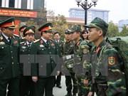 Les trois grandes lignes des affaires extérieures du ministère de la Défense en 2017