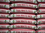 Riz : la Thaïlande tente d'écouler ses réserves lors du premier semestre de 2017