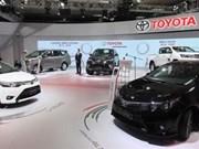 Forte baisse du prix des voitures importées