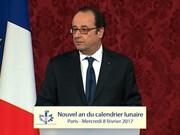 Nouvel An lunaire : le Président français formule ses vœux aux pays asiatiques