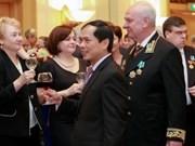 La Journée traditionnelle du service diplomatique de la Russie célébrée au Vietnam