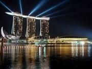 Singapour: un nombre record de visiteurs étrangers en 2016