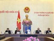 La 7e réunion du Comité permanent de l'AN aura lieu les 20 et 21 février