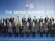 Les relations entre le Vietnam et le G20 sont de plus en plus profondes