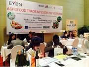 Une trentaine d'entreprises européennes participeront à Agrofood Trade Mission 2017
