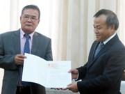 Les Vietnamiens contribuent au développement économique de la Nouvelle-Calédonie