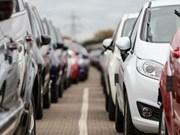 Hausse spectaculaire des importations d'automobiles indonésiennes en janvier 2017