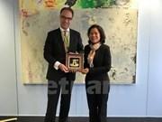 Les Pays-Bas considèrent le développement des liens avec le Vietnam