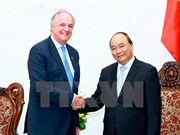 Le PM salue les activités du groupe Unilever au Vietnam