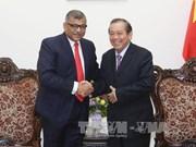 Vietnam-Singapour : coopération judiciaire approfondie
