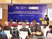 Le Vietnam propose plusieurs initiatives aux groupes de travail de l'APEC