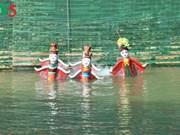 Les marionnettes sur eau dansent au rythme des traditions à Dao Thuc