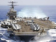 Les Etats-Unis patrouillent en Mer Orientale