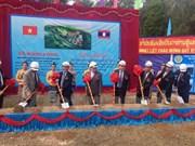 Le Vietnam soutient l'agriculture et la sylviculture du Laos