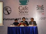 Prochaine exposition internationale sur le café à Hô Chi Minh-Ville