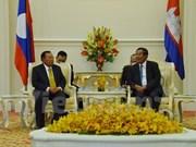 Le Cambodge et le Laos renforcent leur coopération